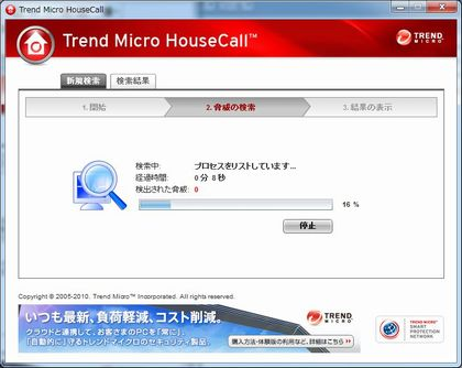 Trend Micro HouseCall